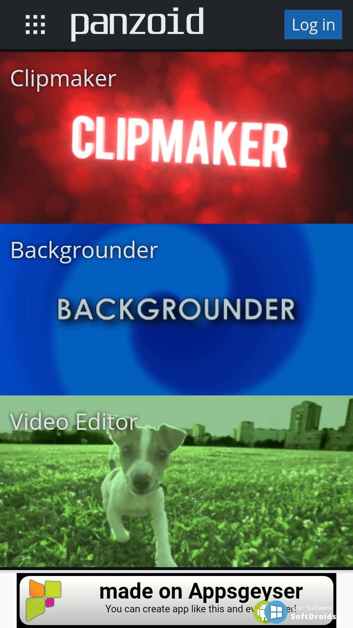 скачать приложение для снимания видео