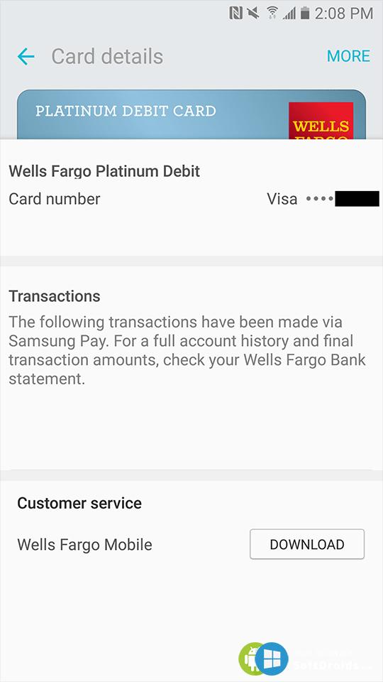 Samsung Pay v2.9.60 - скачать Samsung Pay на Андроид